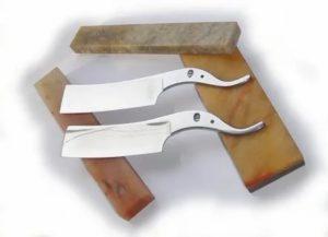 Как сделать садовый нож