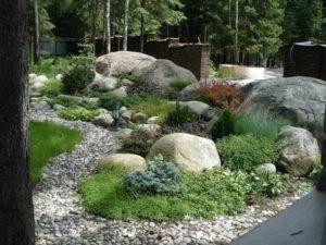 Камни для альпийской горки