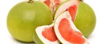 Что такое помело фрукт