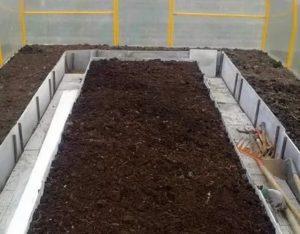 Почва для помидоров в теплице