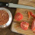 Как правильно сажать помидоры в теплице видео